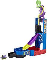 Fisher-Price Игровой набор Томас и друзья дорога Thomas & Friends MINIS Spooktacular Pop-Up Train Playset