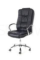Кресло офисное Calviano MAX ( MIDO)  черное