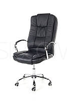 Крісло офісне Calviano MAX (VITO) чорне