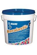 """Полиуретановый клей Mapei KERALASTIC """"T"""" Bianco 5/10 кг."""