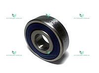 Подшипник 180302(6302.2RS/L19) генератор ВАЗ 2101-09 задний большой (пр-во SPZ г.Самара)