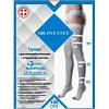 Чулки противоэмболические с открытым носком Soloventex, 2 класс компрессии (23-25 мм рт.ст) (140 Den)