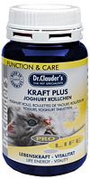 21205003 Dr.Clauder's Kraft Plus витамины с таурином для кошек, 100 гр