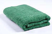 Полотенце махровое зеленое Пакистан 50х70