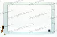 Flylife Connect 10.1 3G 2 белый сенсор (тачскрин)