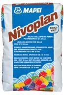 Вирівнюючий будівельний розчин білий NIVOPLAN Bianco 25 кг,Харків