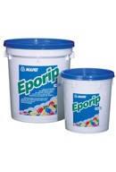 Эпоксидный клей для связывания свежего бетона со старым и монолитного заполнения трещин в стяжках EPORIP 1.5кг