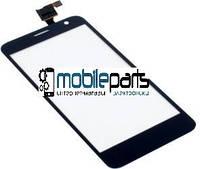 Оригинальный Сенсор (Тачскрин) для Alcatel 6012D One Touch Idol Mini (Черный)