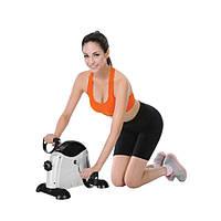 Мини велотренажер для дома Mini Bike для рук и ног.