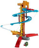 Fisher-Price Игровой набор Томас и друзья Thomas & Friends MINIS Twist-n-Turn Stunt Train Playset