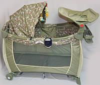 Детский манеж - кроватка SIGMA F-E-W