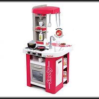 Интерактивная кухня Smoby Mini Tefal Studio Red 311022, фото 1