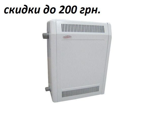 Газовый парапетный (бездымоходный) котел Проскуров АОГВ-10 У ( напольный одноконтурный)
