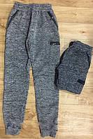 Спортивные брюки с начесом для мальчиков F&D 134  рр