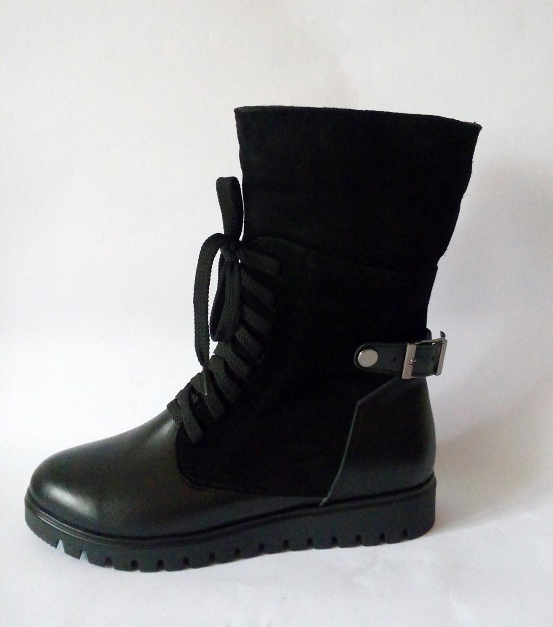 Женские высокие ботинки, фабричная обувь, цена 1 029 грн., купить в ... 1f1b7692456