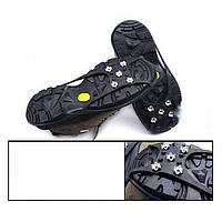 Ледоступы для обуви на 5 шипов-розочек.