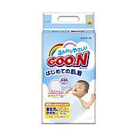 Подгузники GOO.N Размер SSS для новорожденных 1,8-3 кг, 36 шт 753861 ТМ: GOO.N