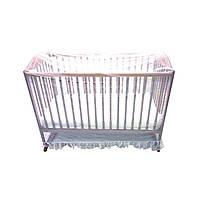 Москитная сетка на кроватку «Комарик» 7299 ТМ: Baby Breeze
