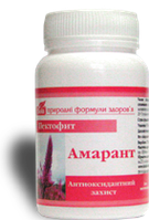 Пектофит — амарант — 90 таб - Даника, Украина