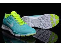Женские кроссовки Nike Free TR Fit 5.0 бирюзовые