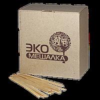 Мешалка  деревянная  ECO 12 см. 1000шт BOX