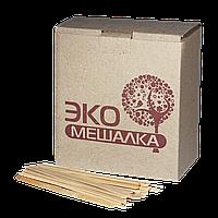 Мешалка  деревянная  ECO 14 см. 1000шт BOX