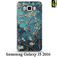 Чехол для Samsung J5 2016, 3D бампер, FR20, фруктовый сад