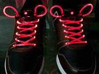 Светящиеся силиконовые шнурки LED
