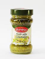 Соус песто по-генуэзски, Baresa Pesto Alla Genovese, 190г.