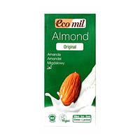 Органическое миндальное молоко с сиропом агавы, 1 л 230016 ТМ: Eco mil
