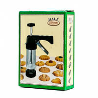 Кондитерский шприц с 16 насадками Giale Biscuits Profi Cookie