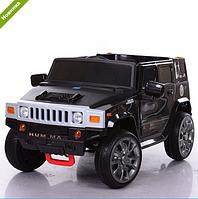 Детский  электромобиль джип Hummer M 3581EBR-2 черный ***