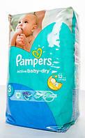 Подгузники Pampers Active Baby-Dry Midi 3 для детей 4-9 кг 15шт