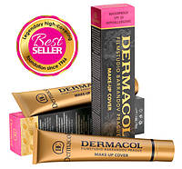 Dermacol Оригинальный Тональный крем для лица с маскирующим свойством Dermacol Make-Up Cover