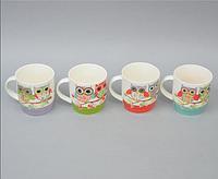 "Чашка ""Сова"" (380 мл) керамика"