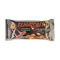 Гематовит с альбумином и арахисом в кондитерской шоколадной глазури, 40 г  ТМ: Вкусное здоровье