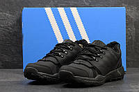 Зимние кроссовки Adidas Terrex, чёрные
