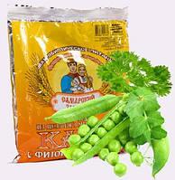 Каша самарский здоровяк №77 *Пшенично-гороховая с зеленью*
