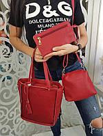 Женская сумка 3 в 1 №40-3352