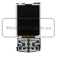 Дисплей для SAMSUNG E250D на плате