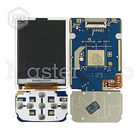 Дисплей для SAMSUNG F250 с дисплейной платой