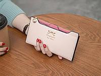 Кошелек женский розовый, фото 1