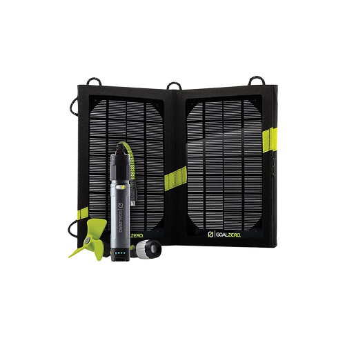 Набор Goal Zero Switch 10 Solar Recharging Kit (Micro USB)