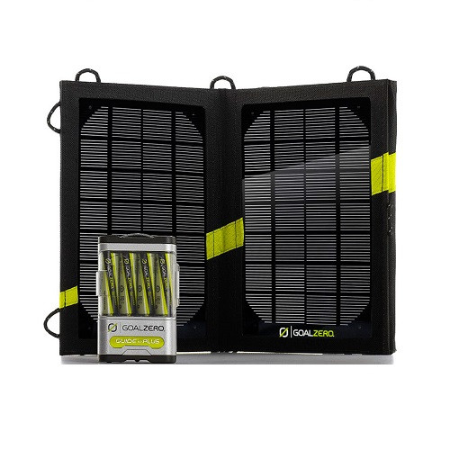 Набор Goal Zero Guide 10 Plus Solar Rechrger Kit