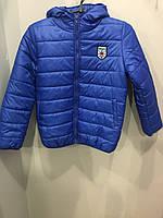Демисезонная куртка для подростка 134/140 см