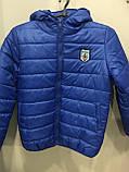 Демисезонная куртка для подростка 134/140 см, фото 2