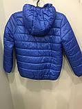 Демисезонная куртка для подростка 134/140 см, фото 4