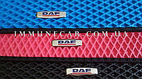 Автоковры EVA в кабину для DAF XF, фото 1