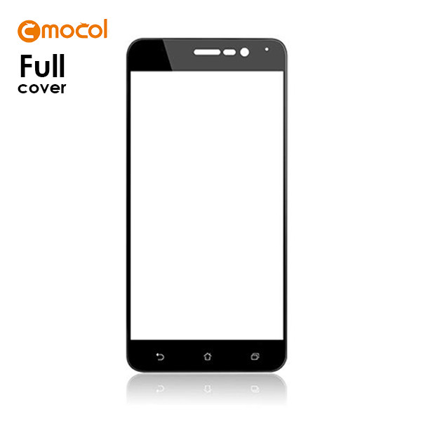 Защитное стекло Mocolo 2.5D 9H на весь экран для Asus ZenFone 3 5.5'' ZE552KL черный