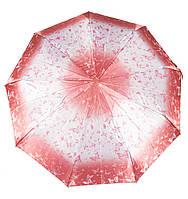 Женский симпатичный прочный зонтик полуавтомат S.L. art. 1604  (101475)